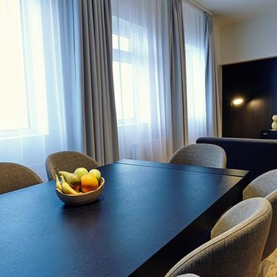 Executive tower suite