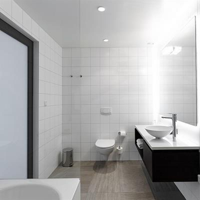 Executive tower suite - Bathroom