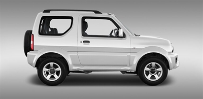 Suzuki Jimmy 4WD - Manual