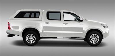 Toyota Hilux Double Cab - Manual