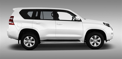 Toyota Landcruiser 4WD -  Automatic