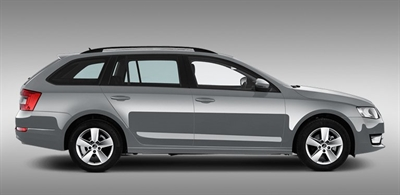 Skoda Octavia Station AWD - Automatic